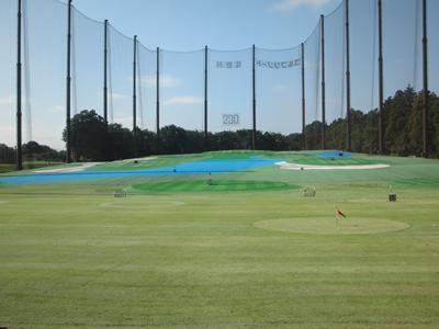 ゴルフリゾート花見川